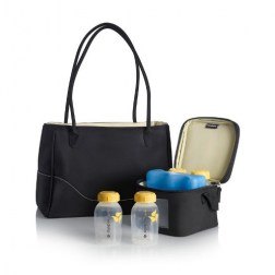 medela-accessoeries-citystyle-bag-with-bottles